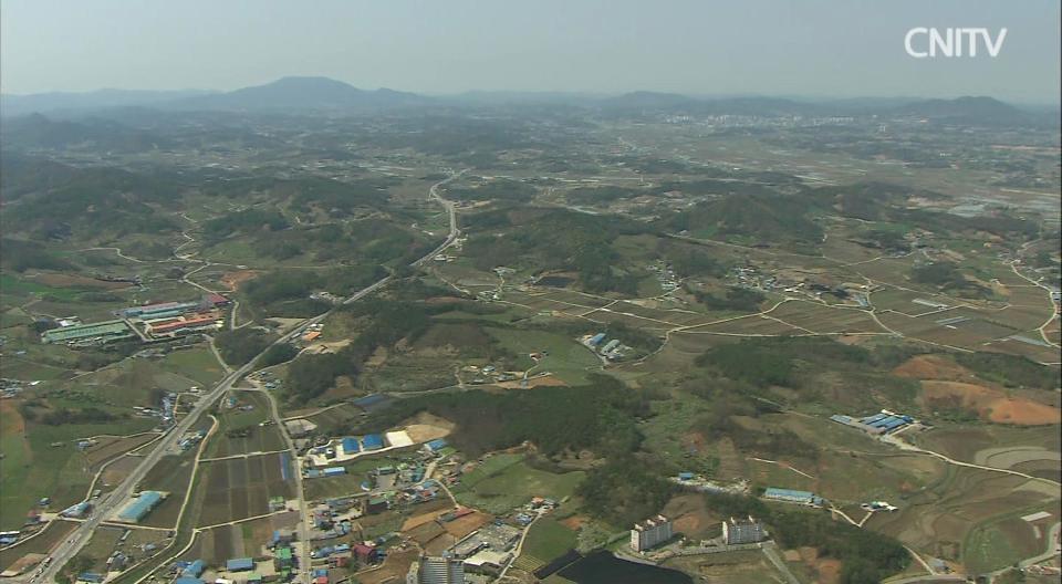 [CNI NEWS] 추석연휴, 내포신도시 도청대로 이용하세요.