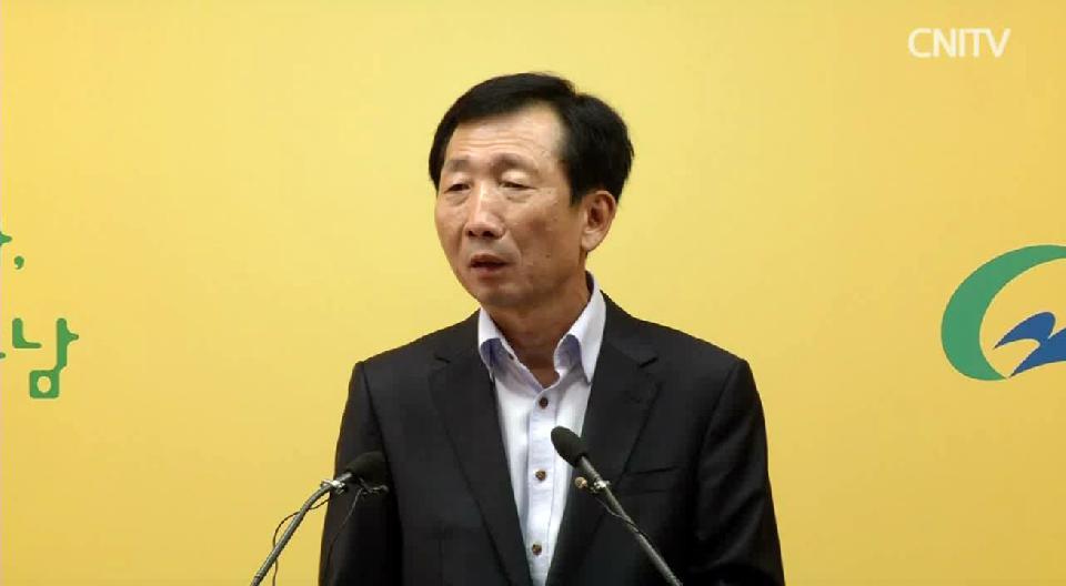 [CNI TV]2012년 9월 24일 정무부지사 도청이전 및 기념사업관련 종합 브리핑