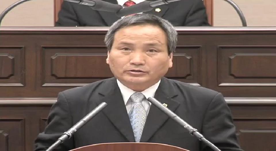 2008년 7월 11일 5분발언_ 황우성 의원
