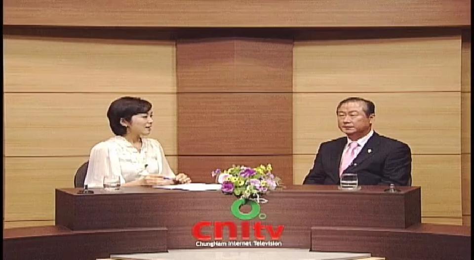 의원초대석_  김기영 의회운영위원장