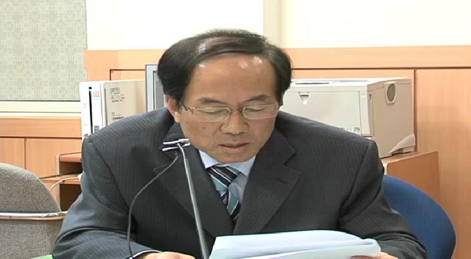 2008년 5월 1일 충남보건환경연구원장 기자회견