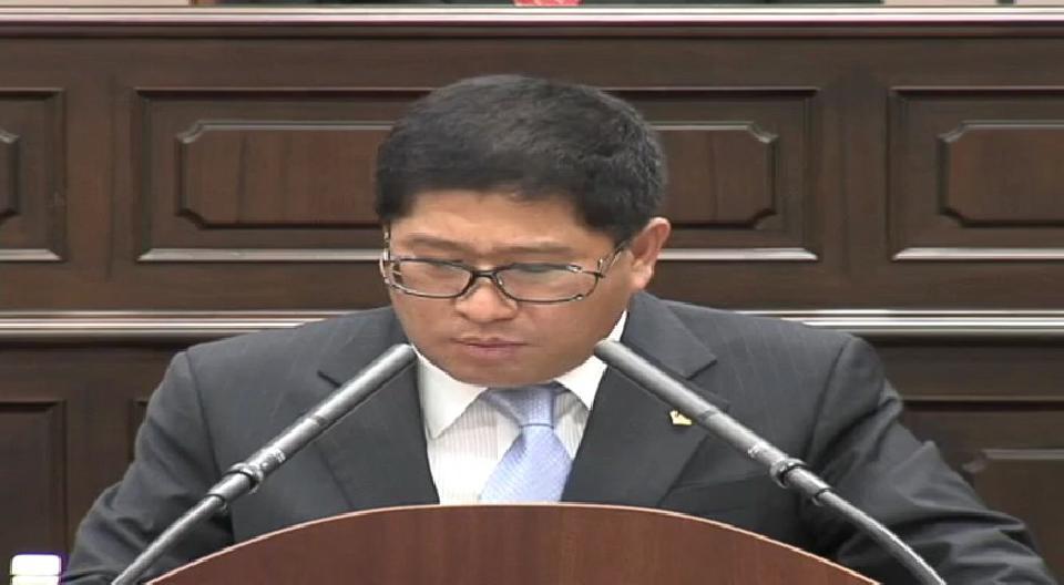 2008년 7월 11일 5분발언_ 홍성현 의원