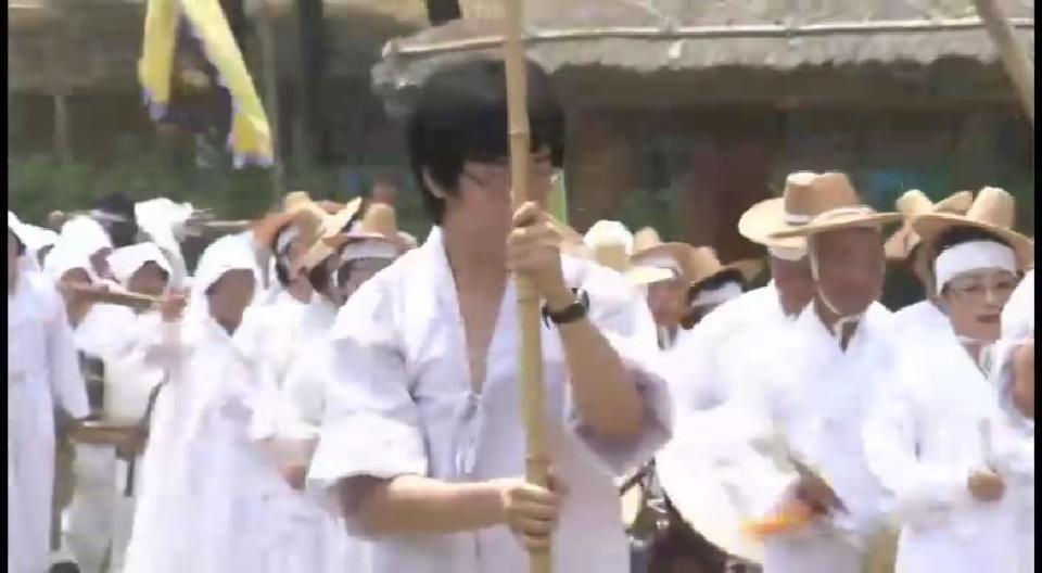 1500년의 자랑! 한산모시문화제 저산팔읍 길쌈놀이