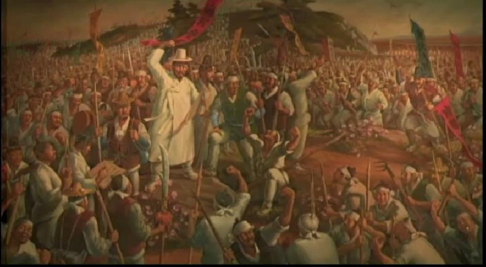 CMB 충청방송 - 피로 쓴 역사, 우금티 전투