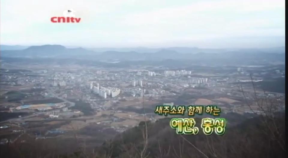 새주소와 함께 하는 예산,홍성