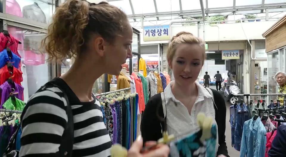 Monica and Ashlee travel the holy land of Catholic in Chungnam, S.Korea - part3.