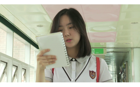 [2017 충청남도 인권영화제] 자유상(학생부문) '고마워'