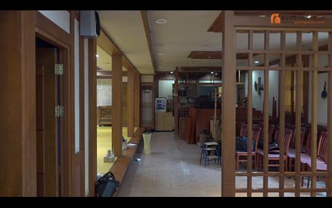 [홍성] 공간 예술로 채우다 - 문 닫은 한식당 전시장으로 활용